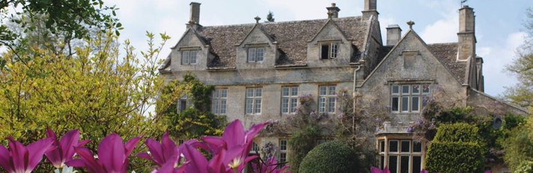 Barnsley House hotel, Cotswolds, United Kingdom